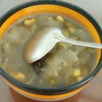 银耳薏米清凉羹