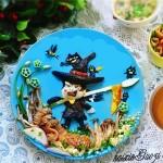 餐盘画,不仅仅是一幅可以食用的画