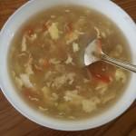 西瓜皮汤。