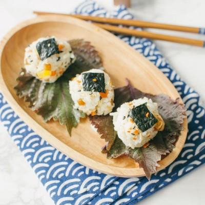 韩式简易饭团[山姆厨房]