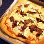 沙茶羊肉薄脆披萨【山姆厨房】