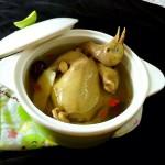 黄芪当归乳鸽汤