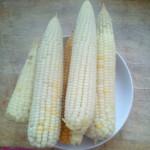 香甜的糯玉米