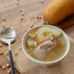 老黄瓜黄豆排骨汤