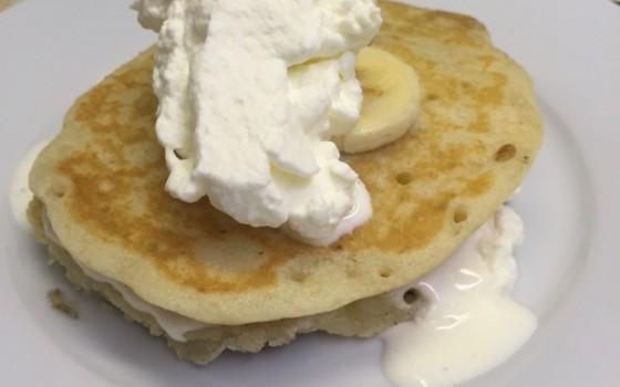 简易pancake 轻松搞定