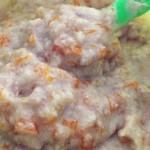 宝宝辅食(10个月)南瓜鸡肉西梅米粉