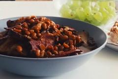湘西黄豆焖腊肉