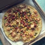 自制中式pizza(不需要烤箱)