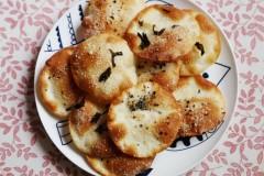 香烤饺子皮