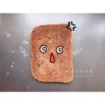 奶油可可吐司——面包机版(消灭淡奶油)