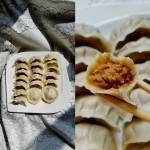 猪肉虾仁白菜水饺