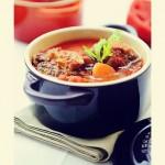 无异味的番茄牛尾汤