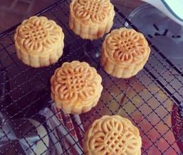 奶黄馅月饼(简单版)