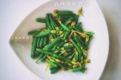 清炒迷你黄瓜(乳黄瓜、荷兰小黄瓜)