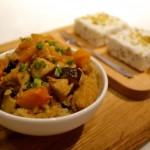 南瓜雞肉香菇燜飯
