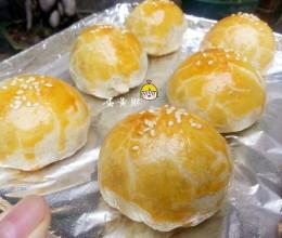 蛋黄酥(调和油版)