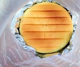 蓬蓬原味戚风蛋糕