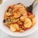 簡易西班牙海鮮飯(Paella)