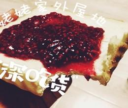 新鲜酸甜.树莓果酱