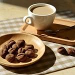 摩卡咖啡豆饼干