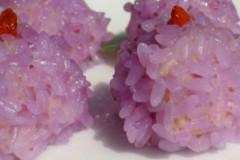 紫玉糯米肉丸