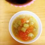 番茄丝瓜汤