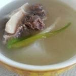牛尾骨萝卜汤