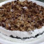 核桃红枣芝麻松糕