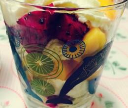 奶油水果杯(便当)
