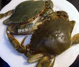 螃蟹怎么杀