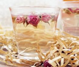 玫瑰花蜜茶