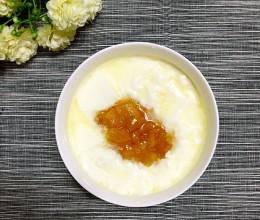 自制酸奶(纯牛奶)