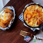 鸡蛋乳酪焗烤番薯