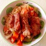 排骨糯米饭