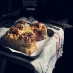 火腿芝士披萨排包