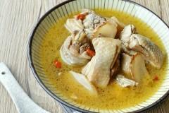 臺灣麻油雞