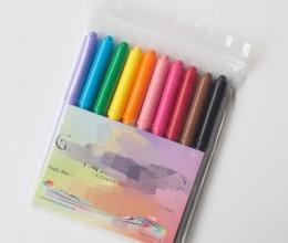 糖霜裝飾餅幹常用工具-1 食用色素筆篇