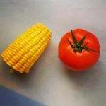 电饭锅版番茄玉米饭