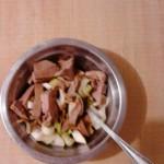 小葱拌猪肝