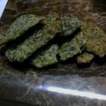 芝麻饼干。