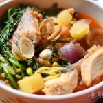 韓國辣魚湯