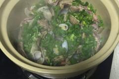 海鲜砂锅 简单版