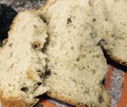 水果干面包(面包机)