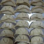 猪肉莲白饺子