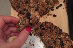 低油低糖燕麦块