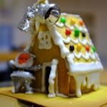 圣诞姜饼及姜饼屋