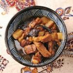 榛蘑炖黑猪肉【山姆厨房】