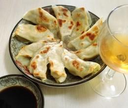 日式煎饺(隔夜水饺版)