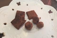 香浓巧克力糖(可可粉)