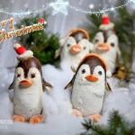 圣诞小企鹅